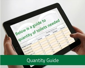 Portable Toilet Quantity Guide