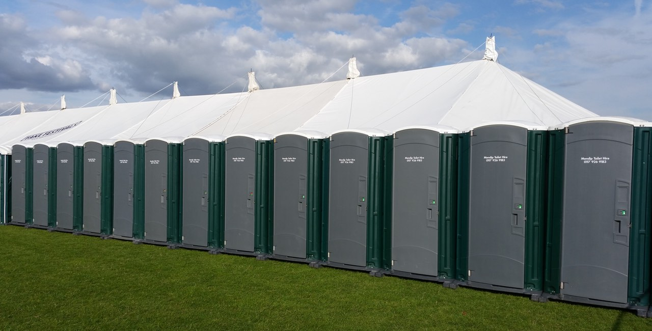Mendip Toilet Hire Bristol & Bath for Events