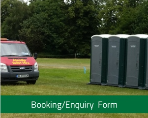 Portable Toilet Booking Enquiry