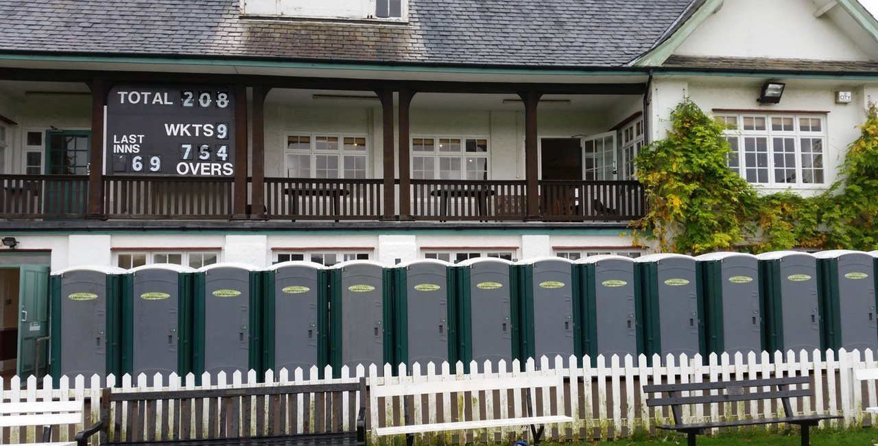 Mendip Toilet Hire Bristol & Bath for Events & Parties