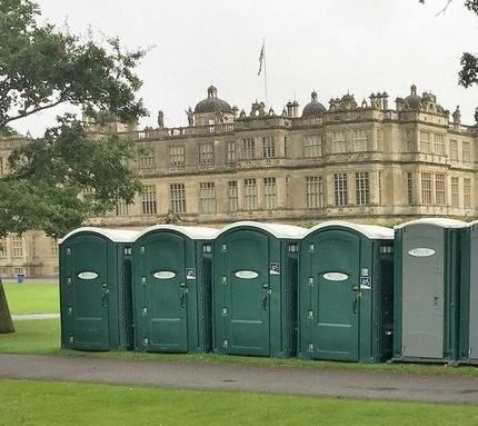 Disabled / Portable Toilets